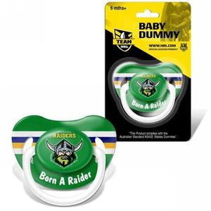 Raiders Baby Dummy