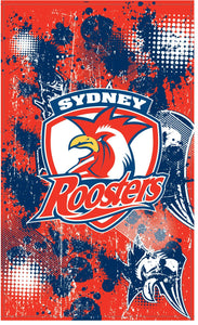 Roosters Cape Flag (90cm x 150cm)
