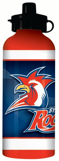 Roosters Aluminium Drink Bottle