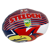 "Roosters Sponge 6"" Supporter Ball"