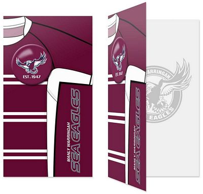 Sea Eagles Gift / Birthday Card