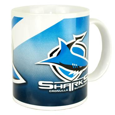 Sharks 11oz  Coffee Mug