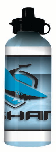 Sharks Aluminium Drink Bottle