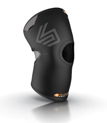 ShockDoctor Knee Compression Sleeve w/ Open Patella