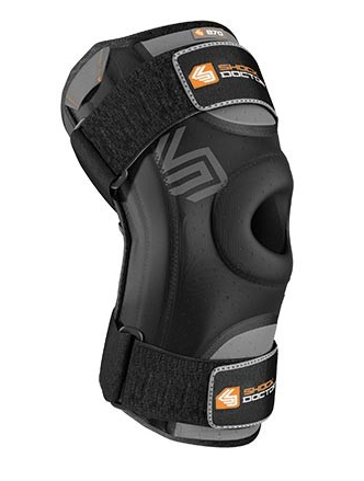 ShockDoctor Knee Stabilizer w/ Flexible Knee Stays