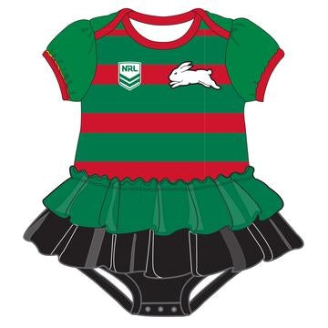 Rabbitohs Footy Suit - Girls