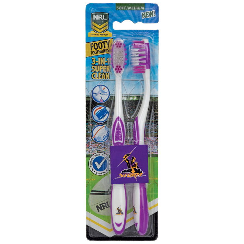 Melbourne Storm Toothbrush
