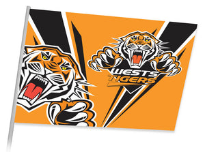 Tigers Game Day Flag (87cm x 58cm)