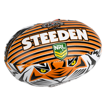 "Tigers Sponge 6"" Supporter Ball"