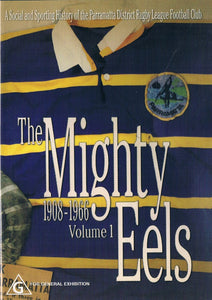 The Mighty Eels Vol 1  1908 - 1966 DVD