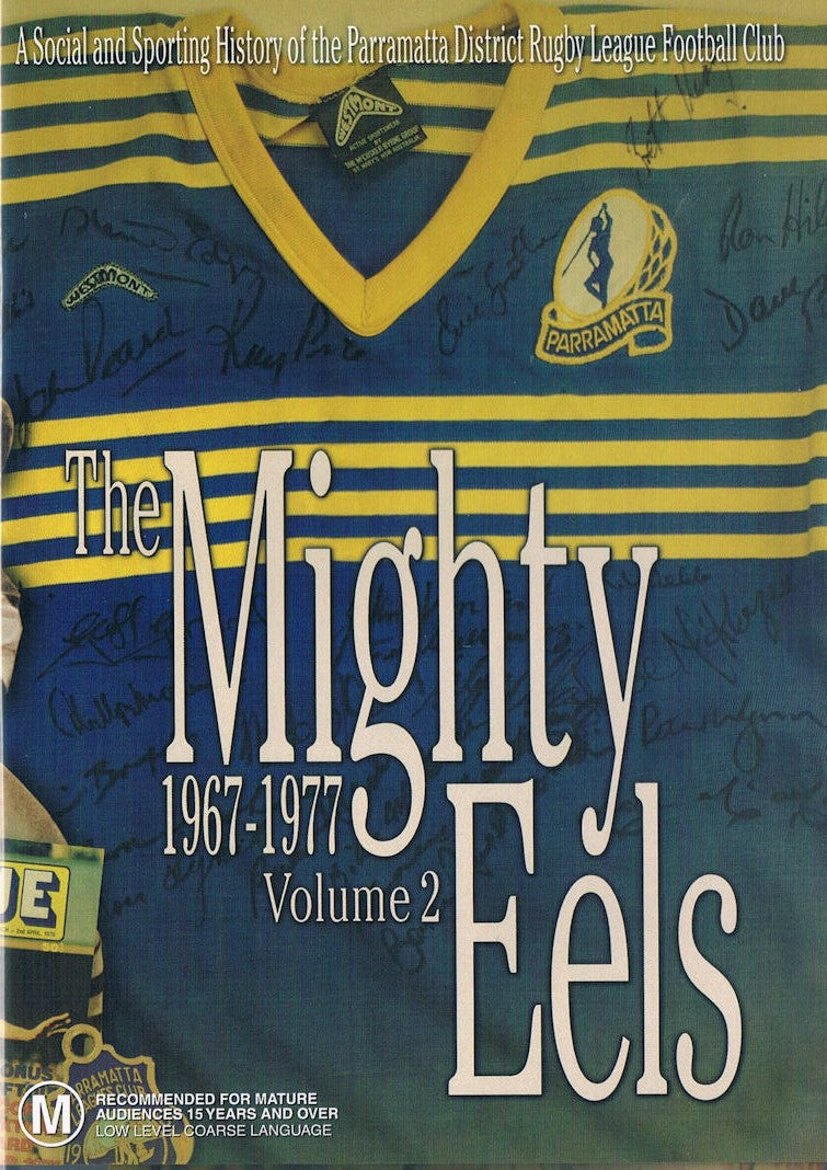 The Mighty Eels Vol 2 1967 - 1977 DVD