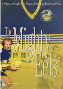 The Mighty Eels Vol 3  1978 - 1986 DVD