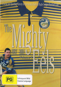 The Mighty Eels Vol 4  1987 - 2001 DVD