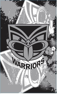 Warriors Cape Flag (90cm x 150cm)