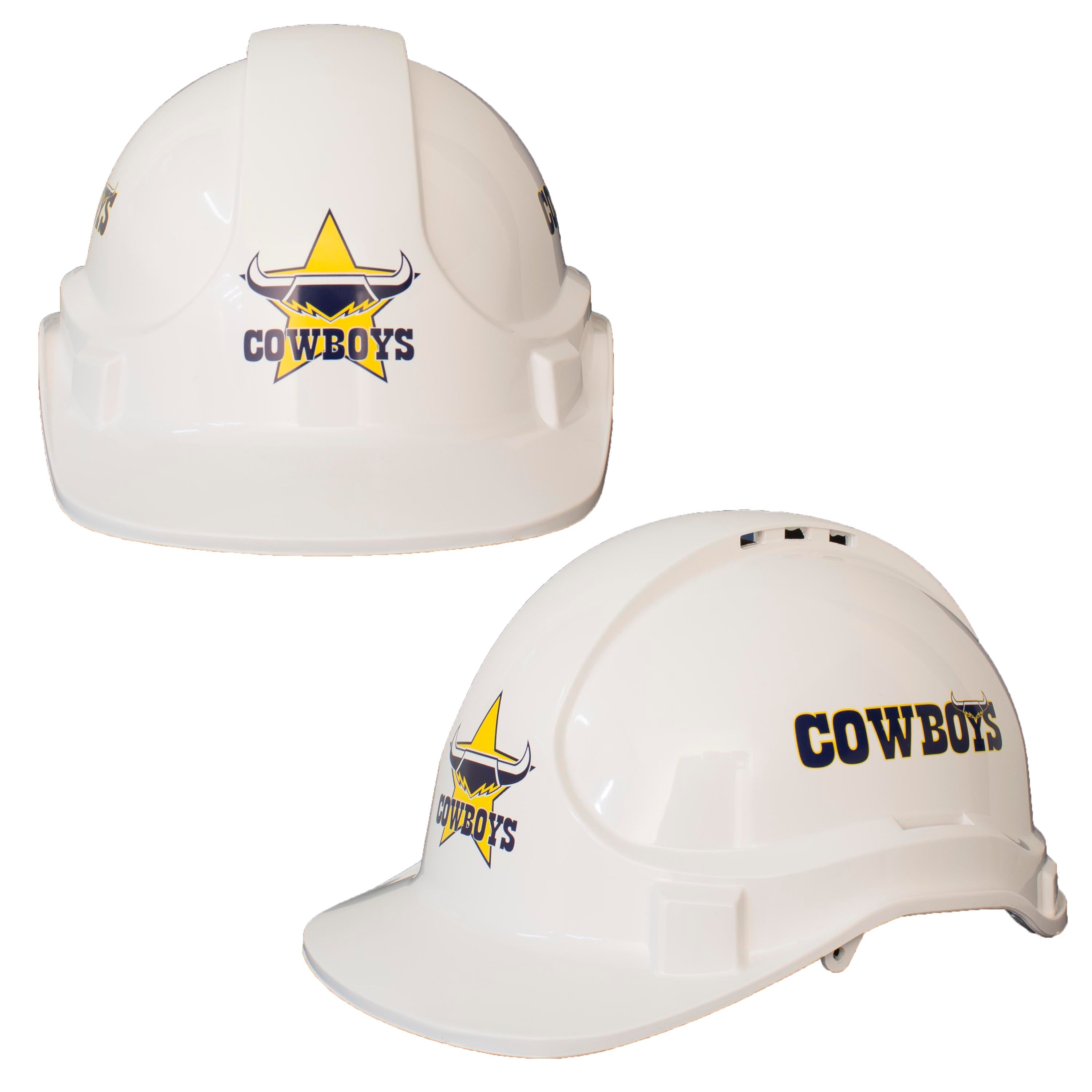 Cowboys Hard Hat Helmet