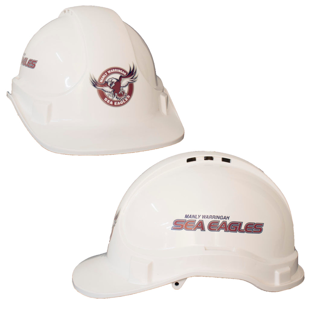 Sea Eagles Hard Hat Helmet
