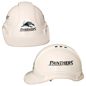 Panthers Hard Hat Helmet