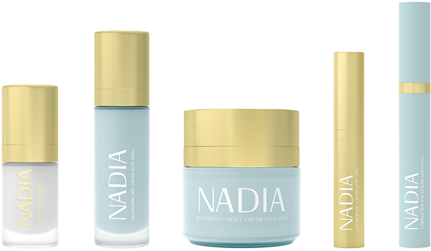 NADIA Skincare Complete Facial Care Bundle