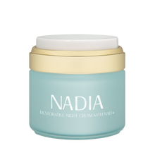 Load image into Gallery viewer, NADIA Skincare Restorative Night Cream