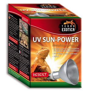 UV Sun-Power Desert 35 Watt