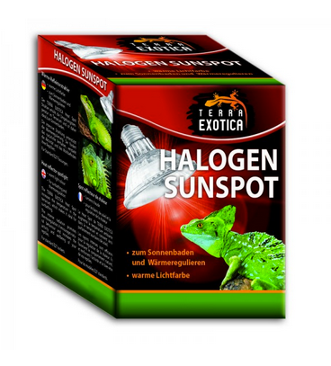 Halogen Sunspot 75 Watt