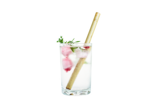 Bamboo Straw and Cleaner Pack - Buy Online