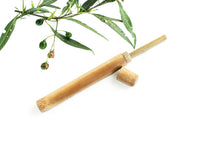 Load image into Gallery viewer, Bamboo Straw and Bamboo Case - Buy Online
