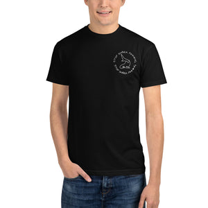 Stop Shark Finning Sustainable and Simple T-Shirt in Black