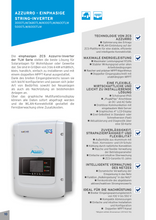 Load image into Gallery viewer, AZZURRO ZS1-4000TLM - Azzurro Deutschland