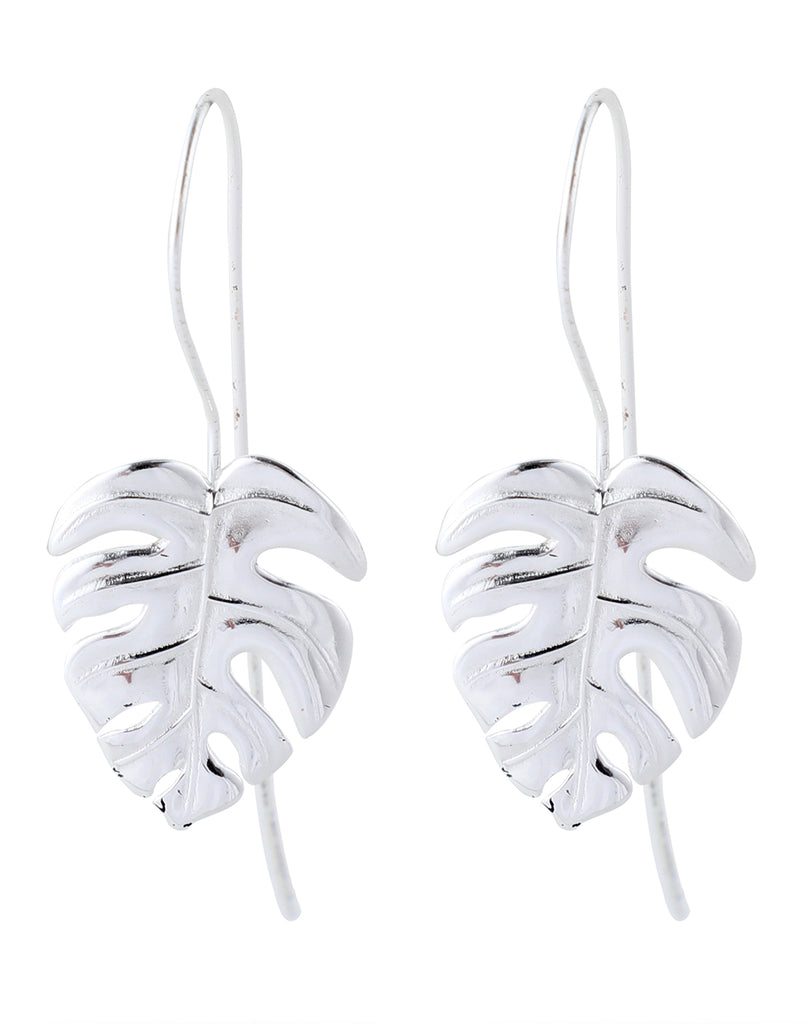 Silver Lina Earrings