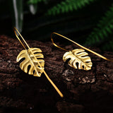 18K Gold Plated Lina Earrings
