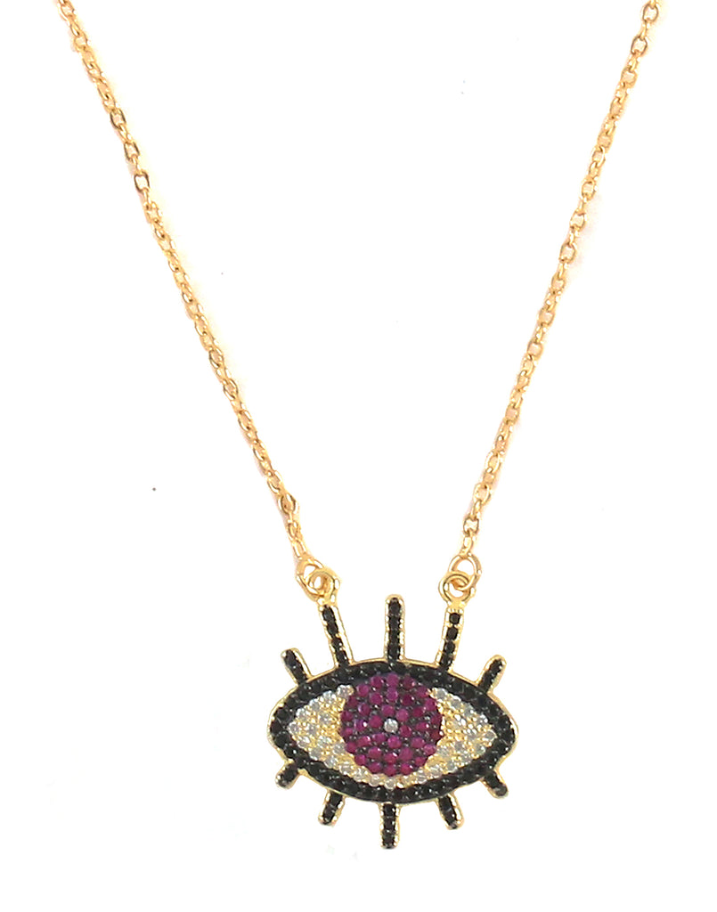 18K Gold Plated Twinkle Necklace