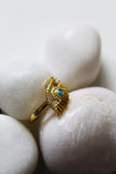 18K Gold Plated Ozan Evil Eye Ring