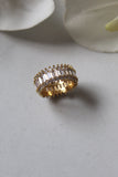 18K Gold Plated Majestic Ring