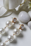 Pearl Flow Earrings
