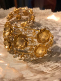 18K Gold Plated Malari Bangle