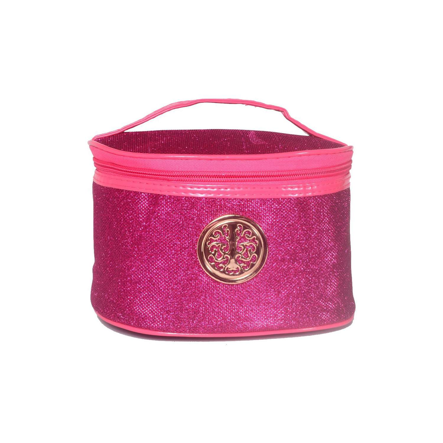 Makeup Pouch (Pink) - Bagaholics Gift