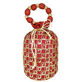 Sequin and Embroidery work  Potli bag Batwa - Bagaholics Gift