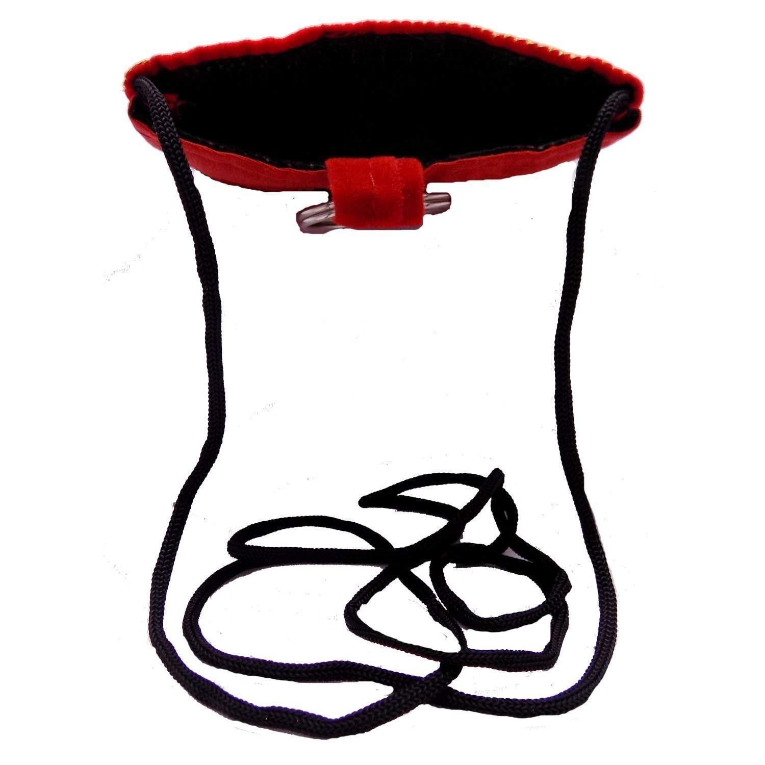 Waist Clip Mobile Pouch (Red) - Bagaholics Gift