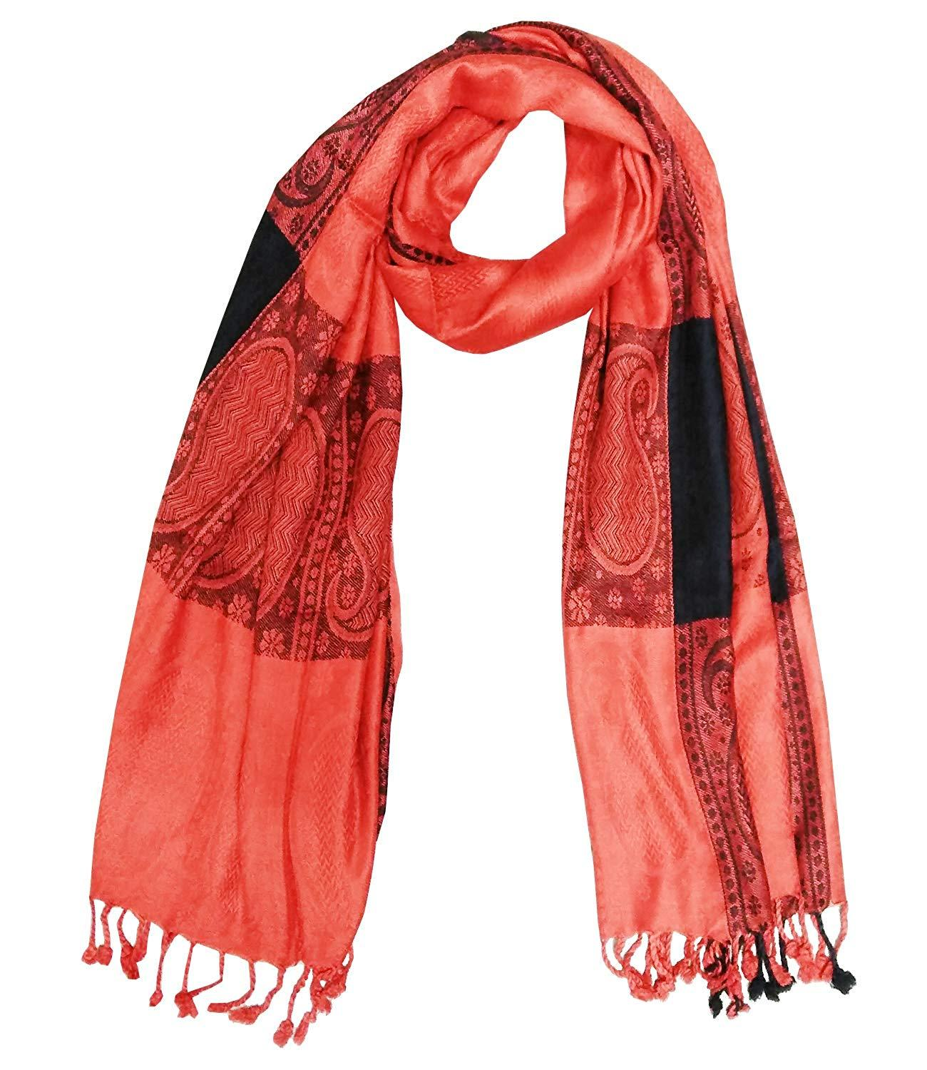 Printed Soft Viscose Stole, Scarf - Bagaholics Gift