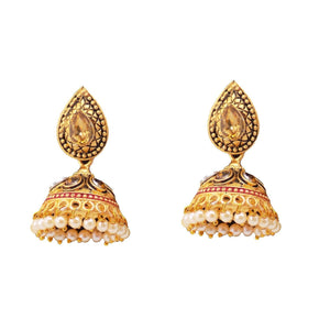 Fancy Party Wear Jhumka / Jhumki Earring - Bagaholics Gift
