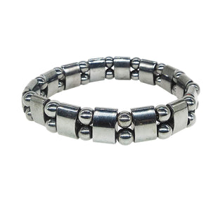 Magnetic Beads Blood Pressure Control Stones Bracelet - Bagaholics Gift