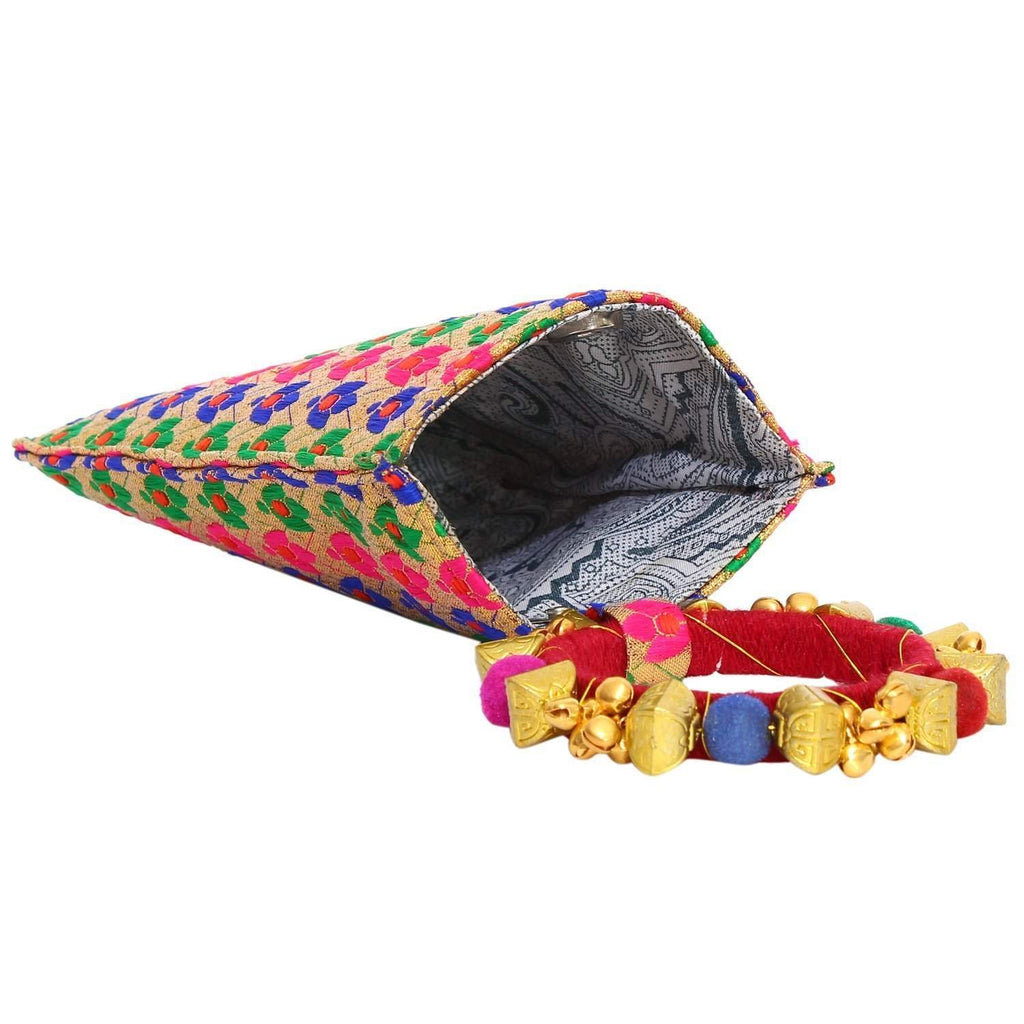 Waist Clip Mobile Pouch (Multicolor) - Bagaholics Gift