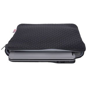 Neoprene Laptop Sleeve Zip Bag, Size - 14 Inch