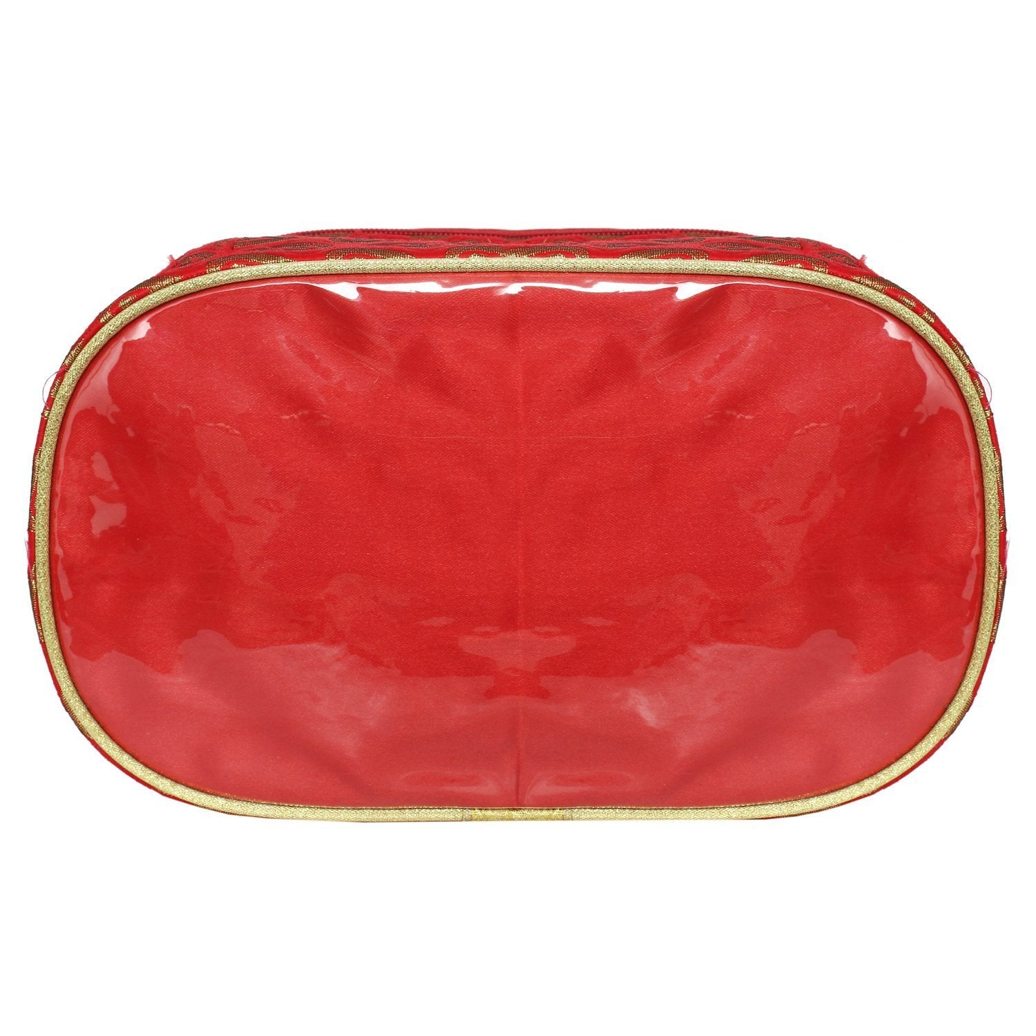 Multipurpose Travel pouch (Red) - Bagaholics Gift