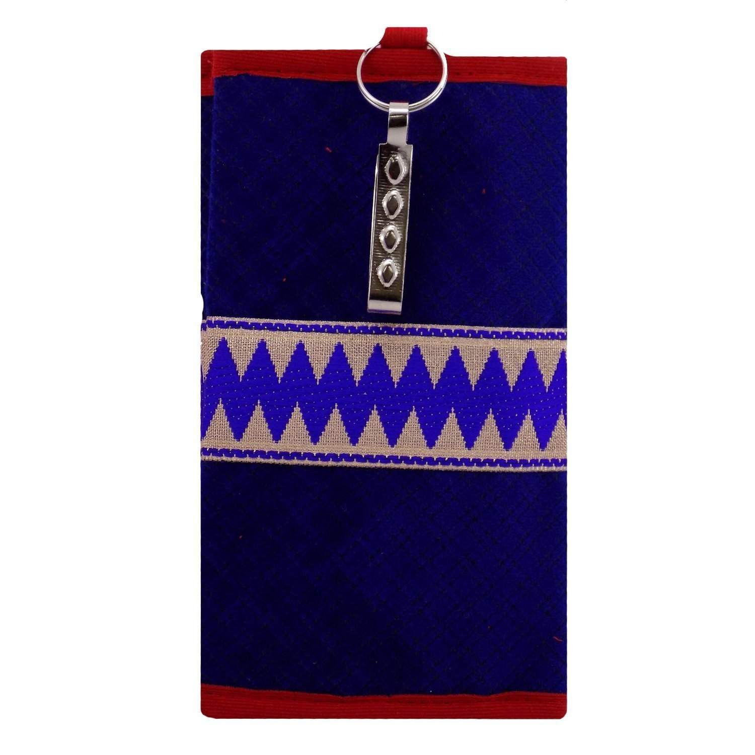 Waist Clip Mobile Pouch (Blue) - Bagaholics Gift