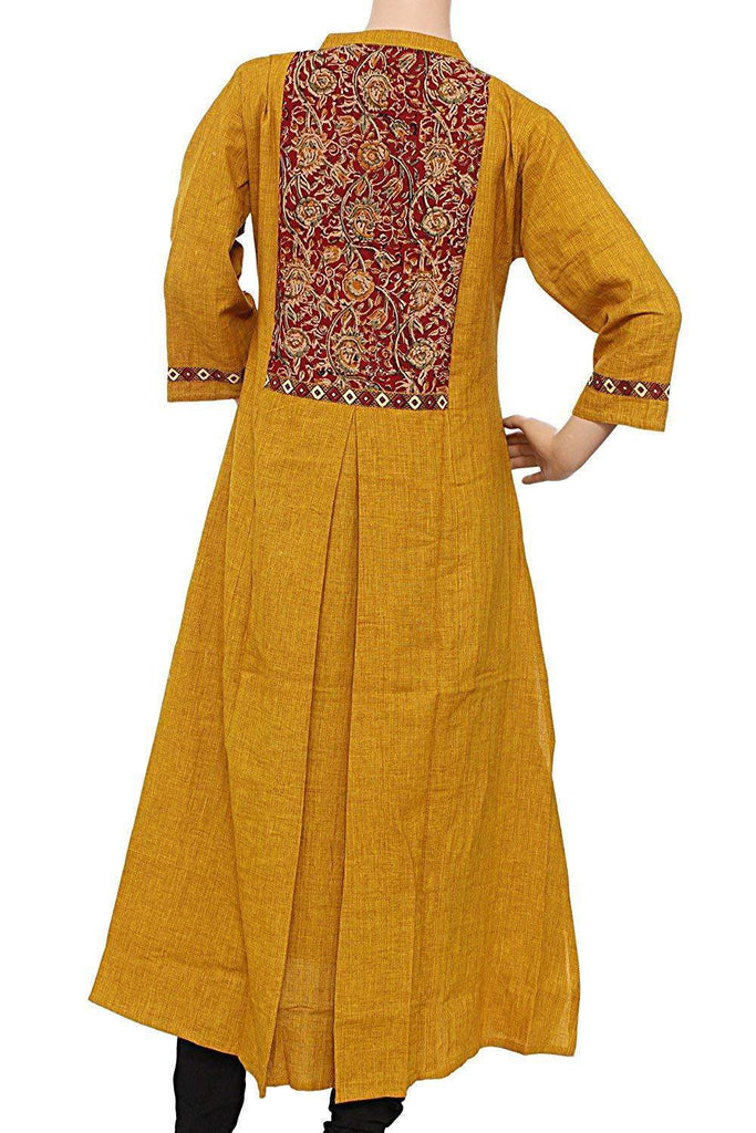 Printed Casual Cotton Kurti for Women's - Bagaholics Gift