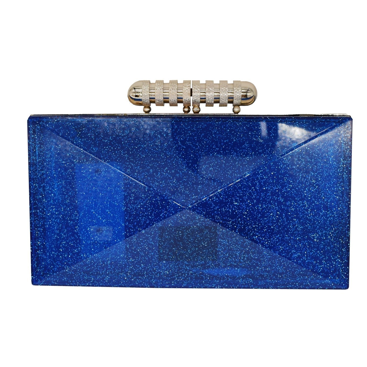 Party Clutch Transparent Box Clutch - Bagaholics Gift
