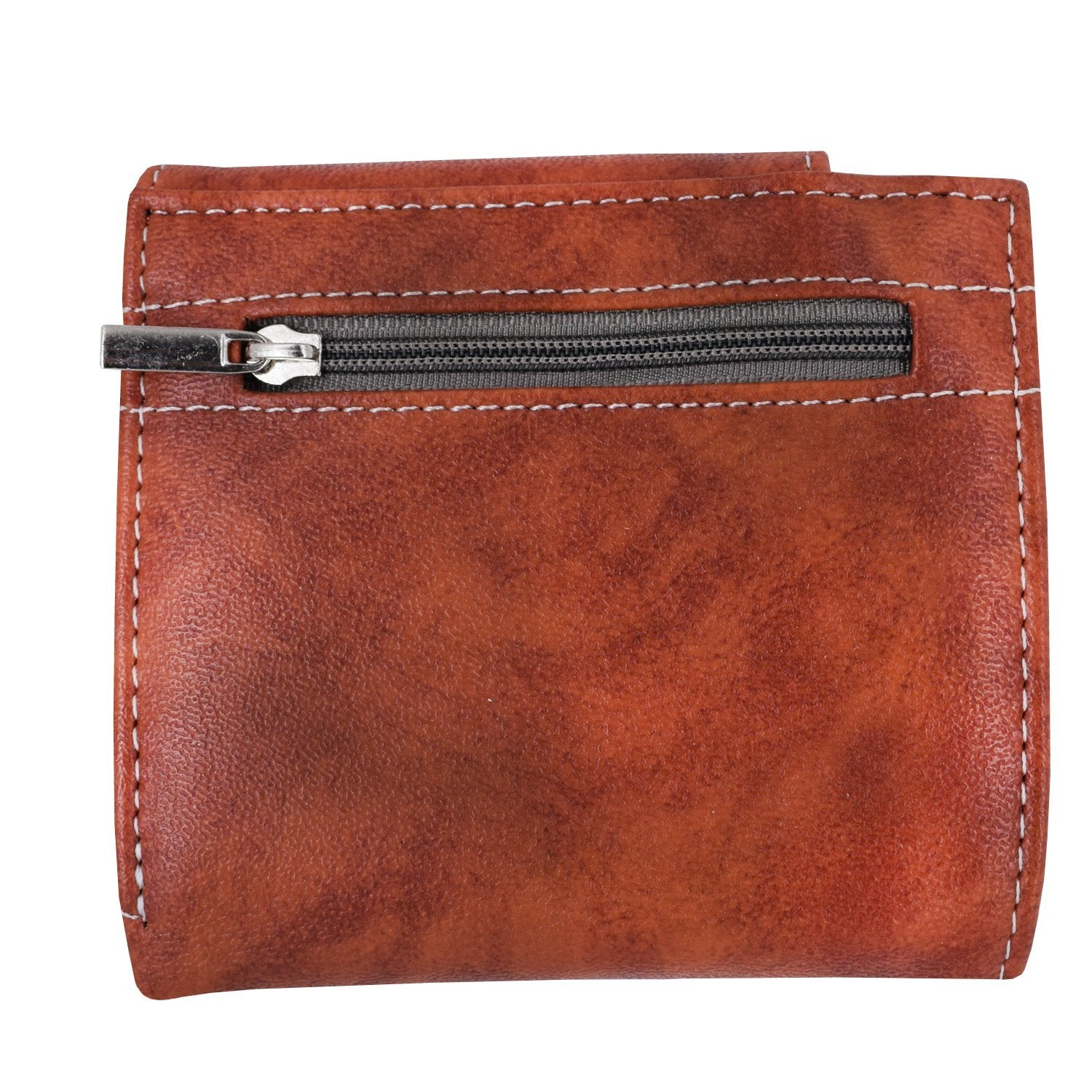 Genuine Leather Coin Purse Mini Money Wallet - Bagaholics Gift