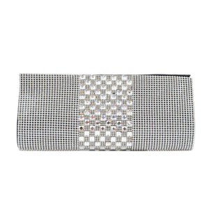 Diamond Studded Party wear Clutch - Bagaholics Gift